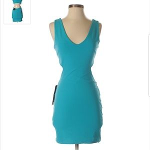 NWT Cut Out Party Dress
